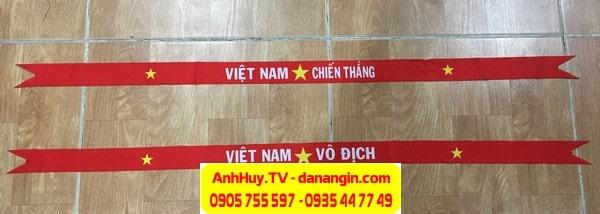 băng rôn đeo đầu cỗ vũ đà nẵng 0935 44 77 49 - 0901 99 40 88 ANHHUY.TV