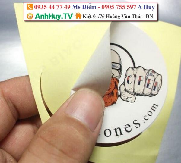 in ly nhựa trà sữa tại đà nẵng decal dán sản phẩm LH 0935447749 Xuân Diễm