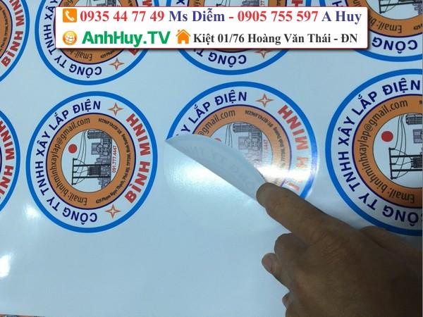 in nhãn decal 0935447749 anhhuytv quảng cáo đà nẵng