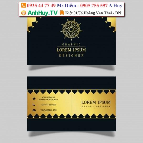 IN NAME CARD ĐÀ NẴNG GIÁ RẺ 0935447749 XUÂN DIỄM | ANHHUYTV
