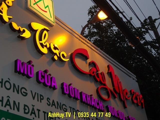 Thi công chữ nổi Mica Tại Đà Nẵng giá rẻ, Liên Hệ : 0935 44 77 49 Xuân Diễm