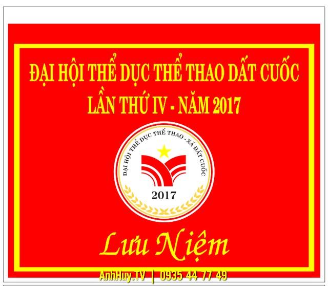 Cờ Lưu Niệm Cờ Giao Lưu Cờ Để Bàn Tại Đà Nẵng 0935447749 Xuân Diễm