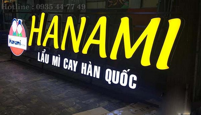 Làm Biển Hiệu Tại Đà Nẵng Nhanh Đẹp Chất Lượng Uy Tín 0935447749 Anh Huy TV