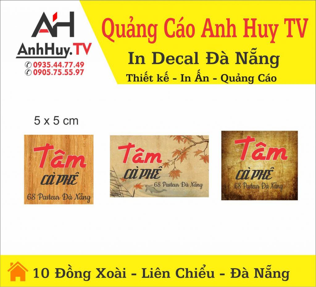 IN DECAL ĐÀ NẴNG 0935447749