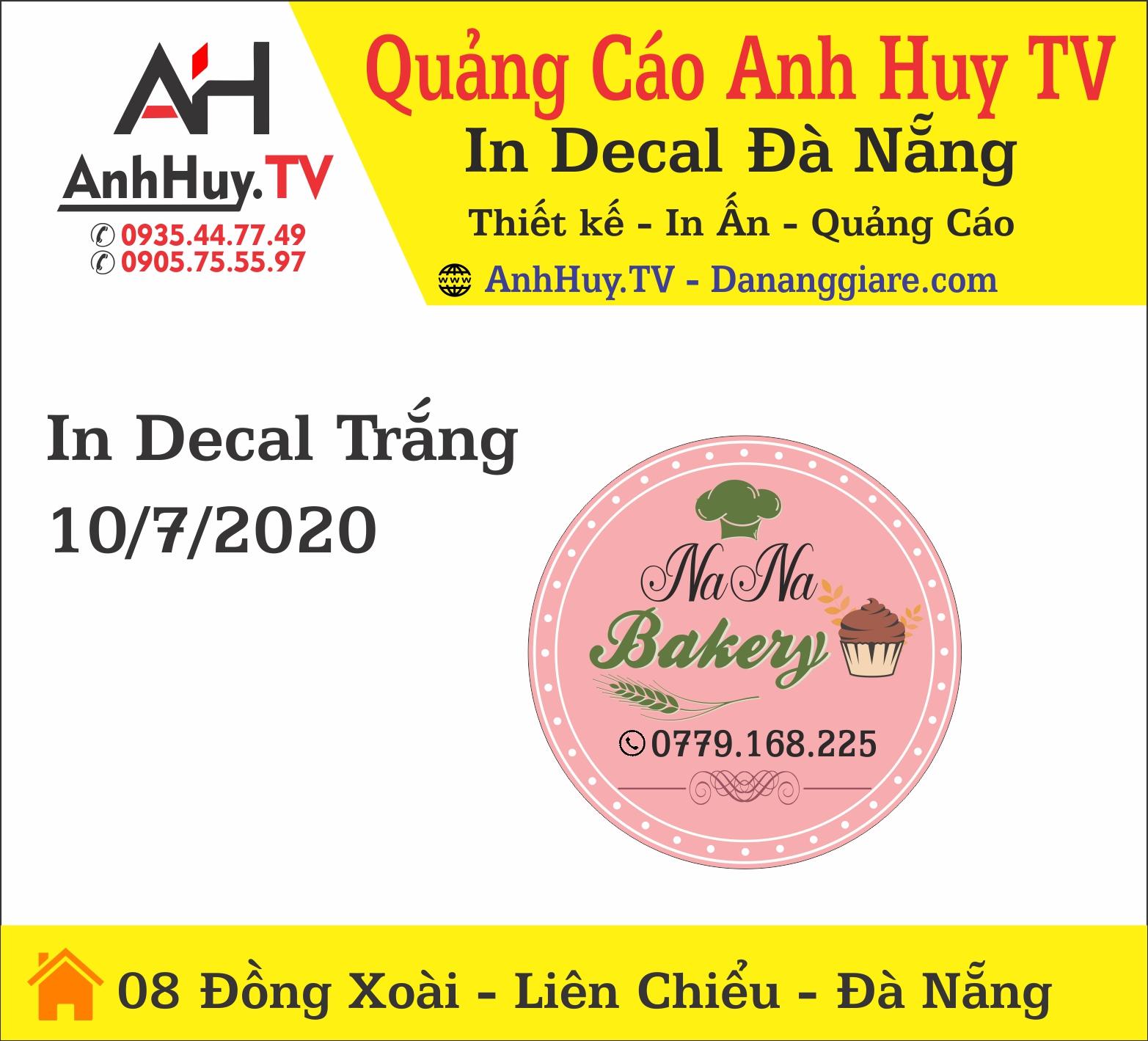 Tiệm Bánh Nana Bakery Ngon Rẻ Chất Lượng Tại Đà Nẵng
